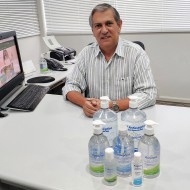 Cigel é cotada pela china, mas prioriza abastecimento de álcool em gel para o Brasil