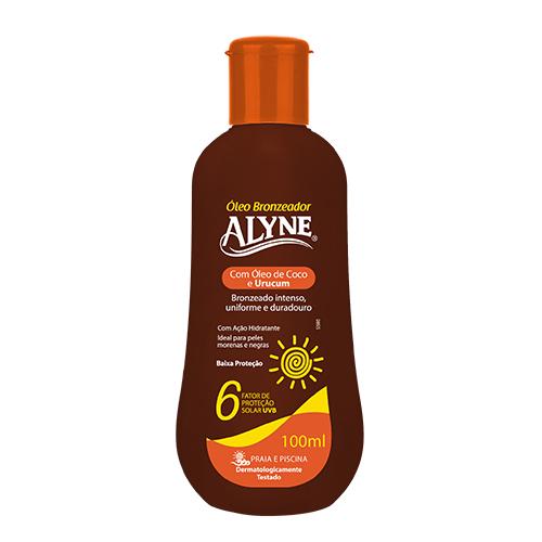 Óleo Bronzeador Alyne