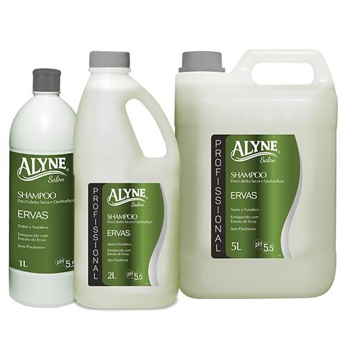 Shampoo Alyne Ervas